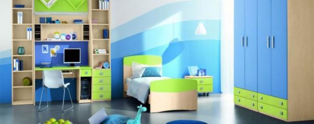 Мебель для детской комнаты (МДД 02)