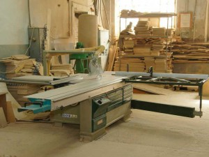 Цех по производству мебели