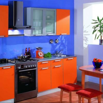 Кухня из МДФ № 006