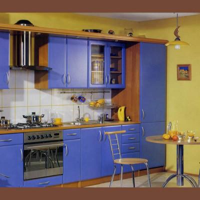 Кухня из МДФ № 008