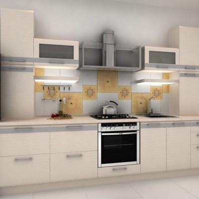 Кухня из МДФ № 009