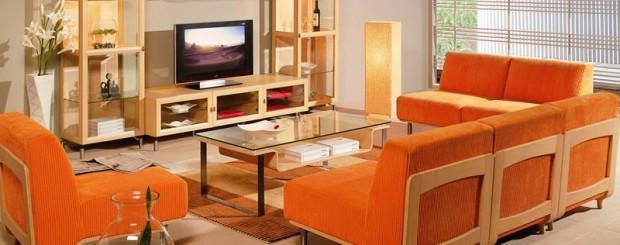 Мебель для комнаты из массива дерева