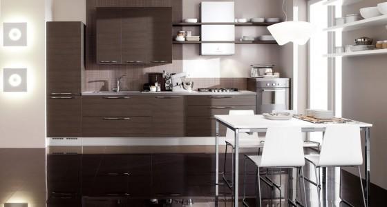 Кухня № 006