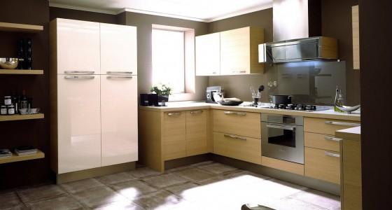 Кухня № 009