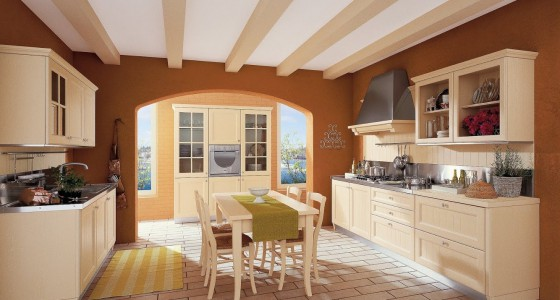 Кухня № 014