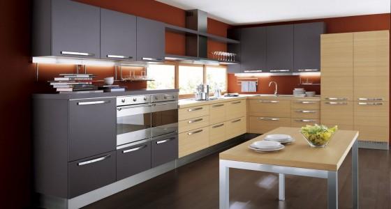Кухня № 015