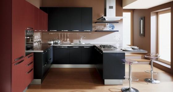 Кухня № 017