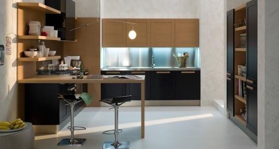 Кухня № 018