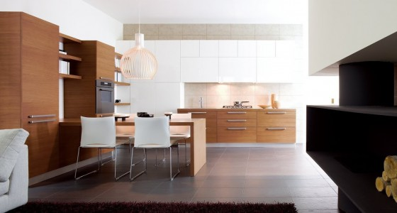 Кухня № 021