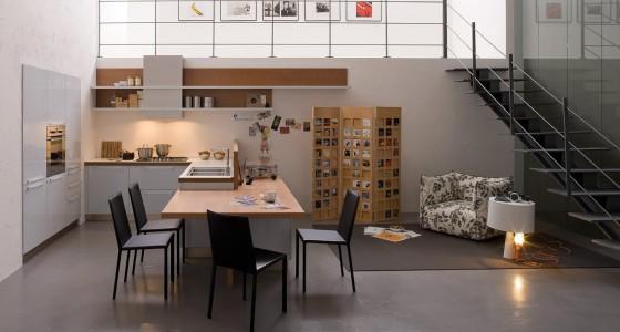 Кухня № 025