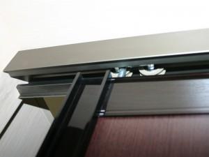 Системы скольжения дверей для шкафов-купе