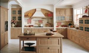 Классическая кухня № 001