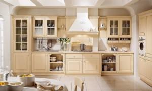 Классическая кухня № 002