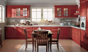 Классическая кухня № 003