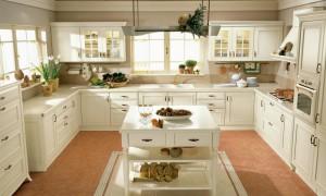 Классическая кухня № 005