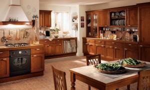 Классическая кухня № 006