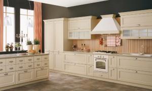 Классическая кухня № 008
