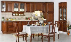 Классическая кухня № 009