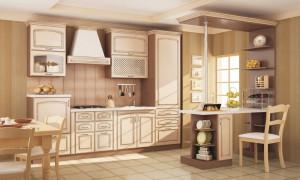 Классическая кухня № 010