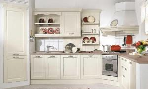 Классическая кухня № 011