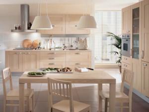 Кухня в стиле модерн № 001
