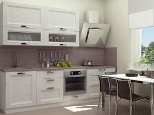 Кухня в стиле модерн № 003