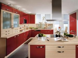 Кухня в стиле модерн № 005