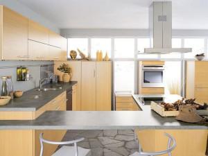 Кухня в стиле модерн № 006
