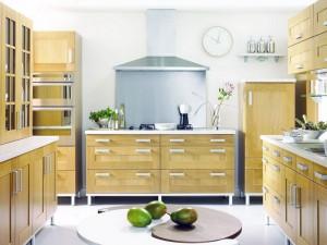 Кухня в стиле модерн № 007