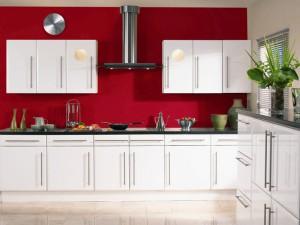 Кухня в стиле модерн № 009