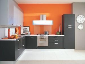 Кухня в стиле модерн № 011