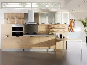 Кухня в стиле модерн № 013