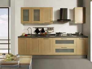 Кухня в стиле модерн № 014