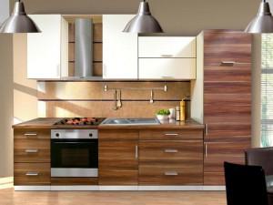 Кухня в стиле модерн № 015