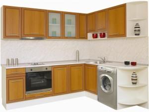 Кухня в стиле модерн № 016