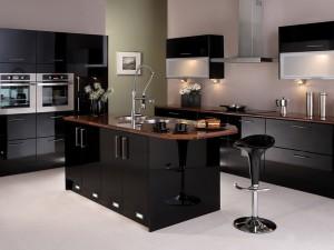 Кухня в стиле модерн № 017