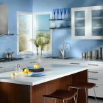 Кухня в стиле модерн № 019