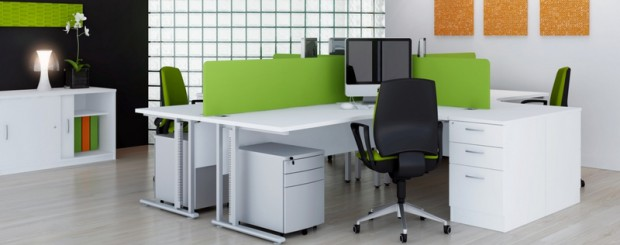 Современная модульная мебель для офиса