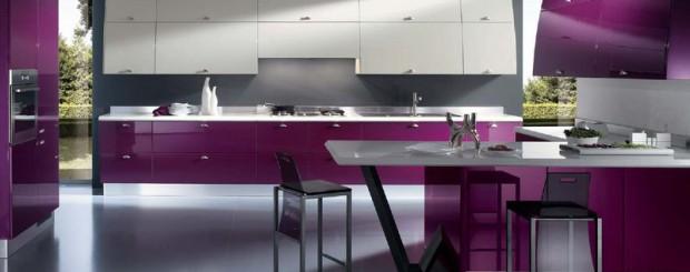 Современная модульная мебель для кухни
