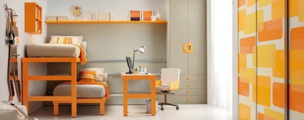 Современная модульная мебель для школьника
