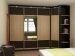 Угловые шкафы на заказ от ISdesign