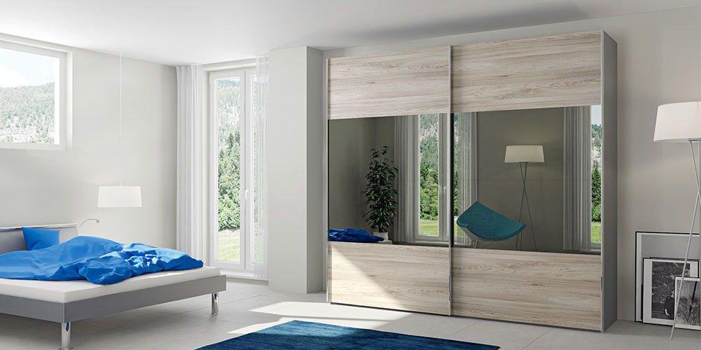 Шкаф-купе – идеальное решение для спальни